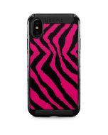 Retro Zebra iPhone XS Max Cargo Case