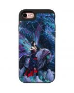 Ride of the Yokai Fairy and Dragon iPhone 7 Wallet Case