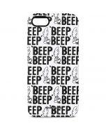 Road Runner Beep Grid iPhone 5/5s/SE Pro Case