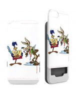 Road Runner Wile E Coyote Food iPhone 6/6s Wallet Case