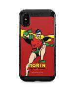 Robin Portrait iPhone XS Max Cargo Case