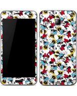 Rockin Minnie Mouse Galaxy J3 Skin