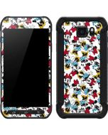 Rockin Minnie Mouse Galaxy S6 Active Skin