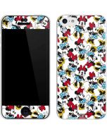 Rockin Minnie Mouse iPhone 5c Skin