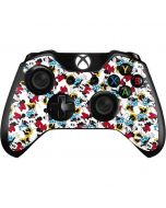 Rockin Minnie Mouse Xbox One Controller Skin