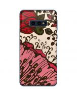 Rose Bud Floral Galaxy S10e Skin