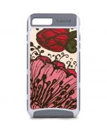Rose Bud Floral iPhone 8 Plus Cargo Case