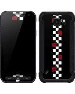 Rose Checkerboard Galaxy S6 Active Skin