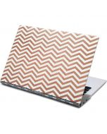 Rose Gold Chevron Yoga 910 2-in-1 14in Touch-Screen Skin