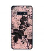 Rose Quartz Floral Galaxy S10e Skin