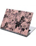 Rose Quartz Floral Yoga 910 2-in-1 14in Touch-Screen Skin