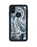 Ruth Thompson Checkmate Dragons iPhone X Waterproof Case