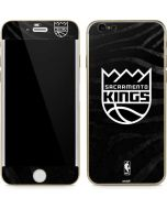 Sacramento Kings Animal Print iPhone 6/6s Skin