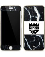 Sacramento Kings Marble iPhone 6/6s Skin