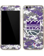 Sacramento Kings Purple Digi Camo iPhone 6/6s Skin