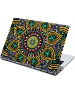 Sacred Wheel Colored Yoga 910 2-in-1 14in Touch-Screen Skin