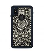 Sacred Wheel iPhone XS Waterproof Case