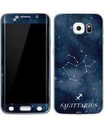 Sagittarius Constellation Galaxy S6 Edge Skin