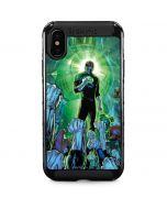 Salute to Green Lantern iPhone XS Max Cargo Case