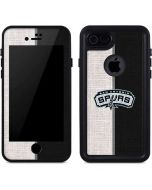 San Antonio Spurs Canvas iPhone 7 Waterproof Case
