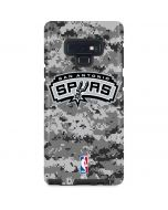 San Antonio Spurs Digi Camo Galaxy Note 9 Pro Case