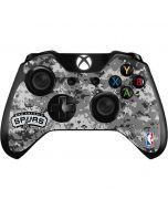 San Antonio Spurs Digi Camo Xbox One Controller Skin