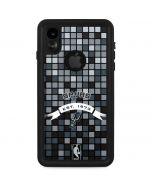 San Antonio Spurs Digi iPhone XR Waterproof Case