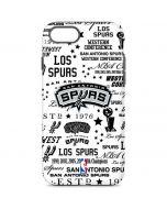 San Antonio Spurs Historic Blast iPhone 8 Pro Case