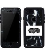 San Antonio Spurs Marble iPhone 7 Waterproof Case