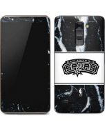 San Antonio Spurs Marble Stylo 2 Skin