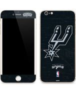 San Antonio Spurs Secondary Logo iPhone 6/6s Plus Skin