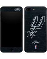 San Antonio Spurs Secondary Logo iPhone 8 Plus Skin