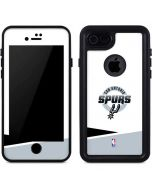 San Antonio Spurs Split iPhone 7 Waterproof Case