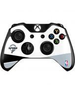 San Antonio Spurs Split Xbox One Controller Skin