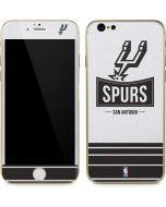 San Antonio Spurs Static iPhone 6/6s Skin