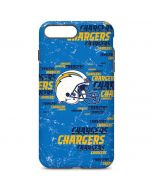 Los Angeles Chargers - Blast iPhone 7 Plus Pro Case