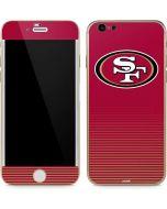 San Francisco 49ers Breakaway iPhone 6/6s Skin