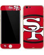 San Francisco 49ers Retro Logo iPhone 6/6s Skin