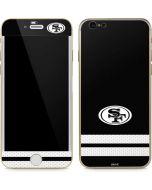 San Francisco 49ers Shutout iPhone 6/6s Skin