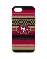 San Francisco 49ers Trailblazer iPhone 8 Pro Case