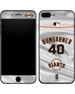 San Francisco Giants Bumgarner #40 iPhone 8 Plus Skin