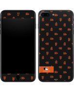San Francisco Giants Full Count iPhone 8 Plus Skin