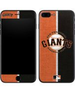 San Francisco Giants Split iPhone 8 Plus Skin