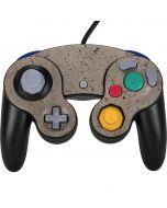 Sandstone Concrete Nintendo GameCube Controller Skin