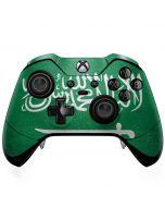 Saudi Arabia Flag Distressed Xbox One Elite Controller Skin