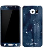 Scorpio Constellation Galaxy S6 Edge Skin