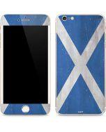 Scotland Flag Distressed iPhone 6/6s Plus Skin
