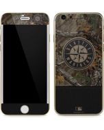 Seattle Mariners Realtree Xtra Camo iPhone 6/6s Skin