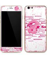 Seattle Seahawks - Blast Pink iPhone 6/6s Skin