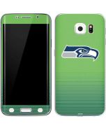 Seattle Seahawks Breakaway Galaxy S6 Edge Skin